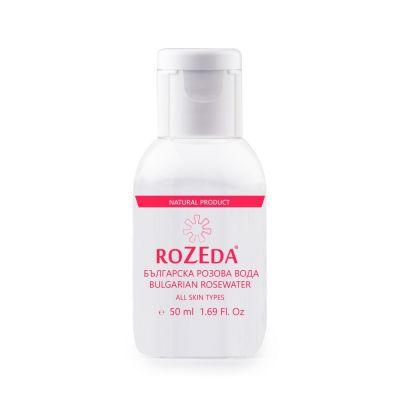 ROZEDA - Българска Розова Вода, 50 ml
