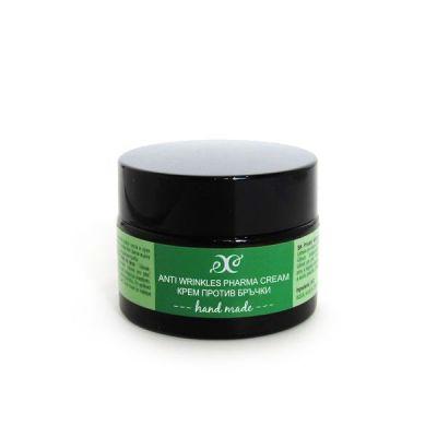 Аптечен крем за лице - против бръчки около очите, 40 ml