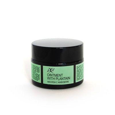 Мехлем за лице Козметика Христина, 40 ml - с Живовляк, за смесена и склонна към омазняване кожа