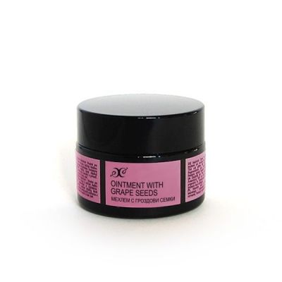 Подхранващ крем - мехлем за лице с Гроздови семки, 50 ml