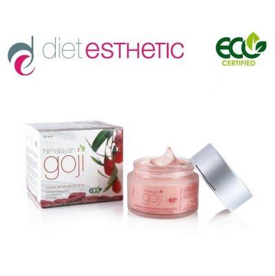 Крем за лице Diet Esthetic, 50 ml - с Годжи Бери, регулира омазняването