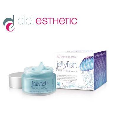 Крем - гел за лице Diet Esthetic, 50 ml - с Отрова от Медузи, против бръчки