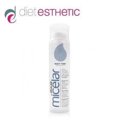 Мицеларна вода Diet Esthetic, 200 ml - за почистване на лице и грим