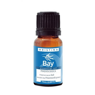 Етерично масло Козметика Христина, 10 ml -  Бай (pimenta dioica)