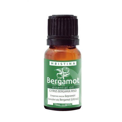 Етерично масло Козметика Христина, 10 ml - Бергамот (citrus bergamia riso)