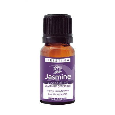Етерично масло Козметика Христина, 10 ml - Жасмин (jasminum officinale)