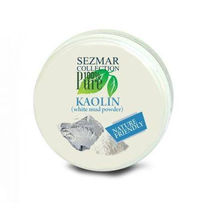 Чист каолин Sezmar Collection Pure, 250 гр - 100% чиста бяла хума