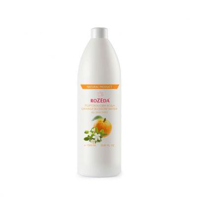 Портокалова вода Rozeda, 1000 ml - тоник за лице, почиства, освежава