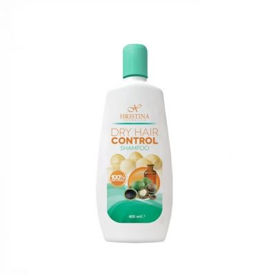 Шампоан за коса Козметика Христина, 400 ml - за суха коса