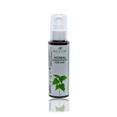 Билков концентрат за коса Козметика Христина, 100 ml - за намаляване на Косопад