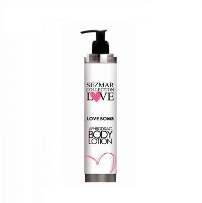 Лосион за тяло Sezmar Collection Love, 200 ml - Love Bomb