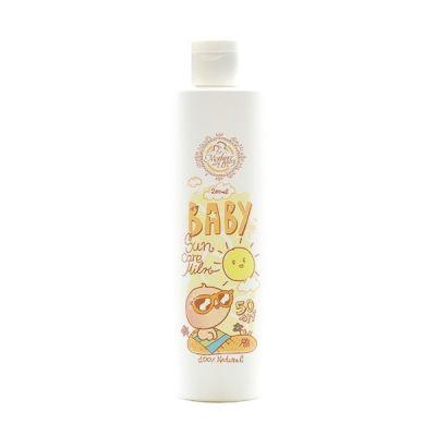 Слънцезащитно мляко Mother & Baby, 250 ml - SPF 50, за бебета и малки деца