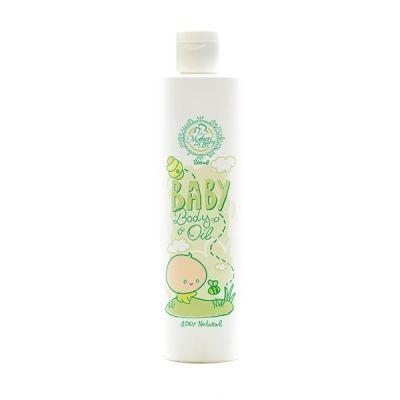 Олио за тяло Mother & Baby, 250 ml - за бебета и малки деца