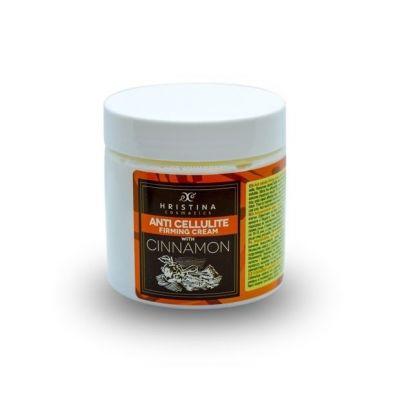 Aнтицелулитен крем Козметика Христина, 200 ml - с Канела
