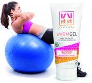 VIT VIT Sport - Загряващ гел за тяло с окислителни елементи, 100 ml