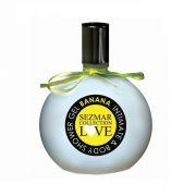 Душ-гел за тяло и интимна зона Sezmar Collection Love, 200 ml - Банан