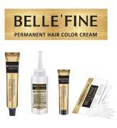 Крем-боя за коса Belle`Fine № 7.77 - светъл шоколадово-кафяв